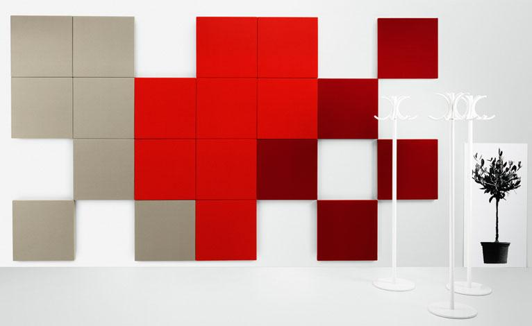 Soneo Wall by Abstracta AB certified by acousticfacts.com