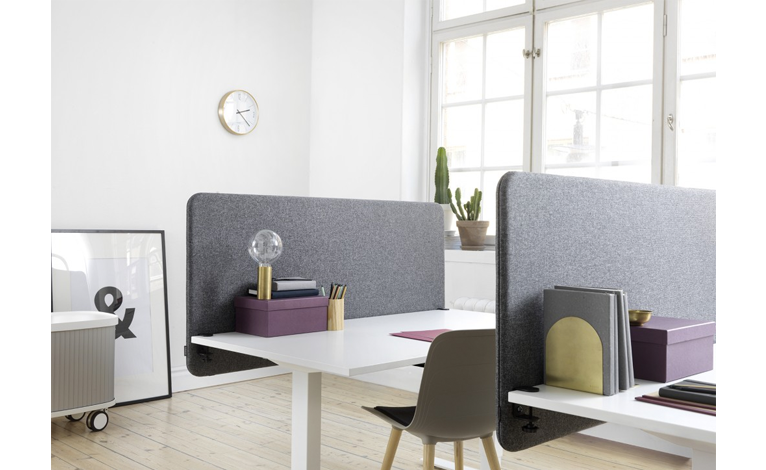 Softline 30 Table by Abstracta certified by Acousticfacts.com