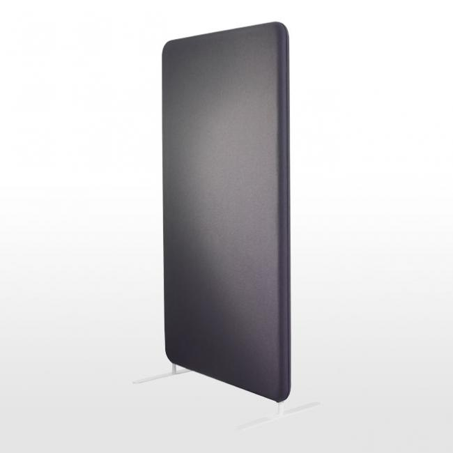 Softline 30 Floor Screen by Abstracta certified by Acousticfacts.com