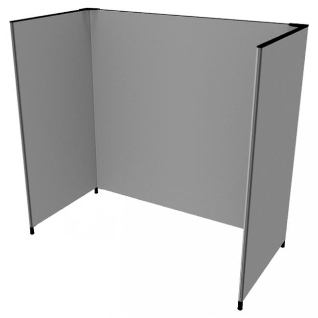 dB U Booth by abstracta certified by acoustic facts
